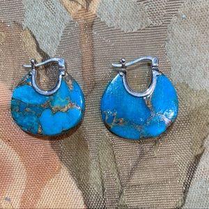 Jewelry - Turquoise earrings